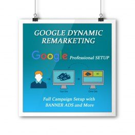 Setarea Google Dynamic remarketing