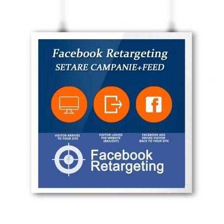 Facebook Retargeting Campaign Setup + Feed