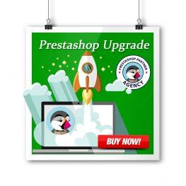 Prestashop Upgrade