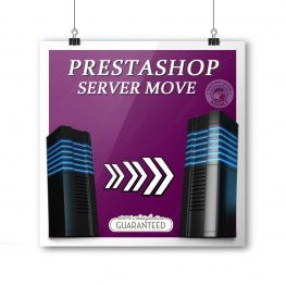 Mutare site Prestashop pe un alt server