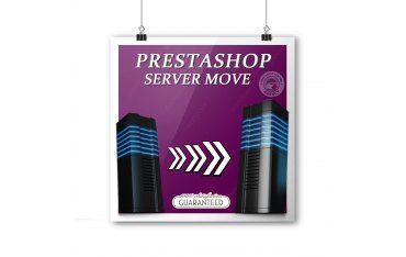 Mutare site Prestashop pe un alt server