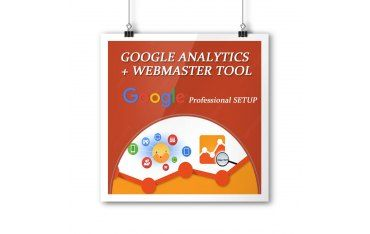 Implementare Google Analytics si Webmaster tool