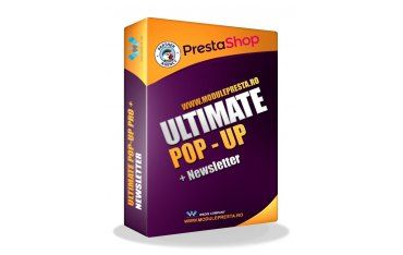 Modul PrestaShop Ultimate PopUp