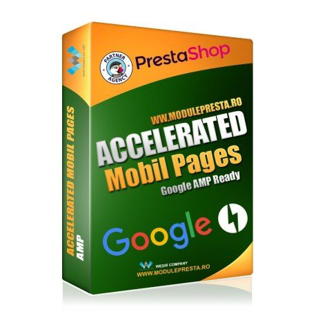 Accelerated Mobil Pages