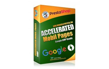 Modul PrestaShop Accelerated Mobil Pages - Google AMP